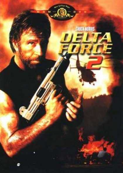 French DVDs - Delta Force 2