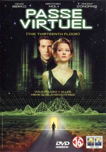 French DVDs - The Thirteenth Floor