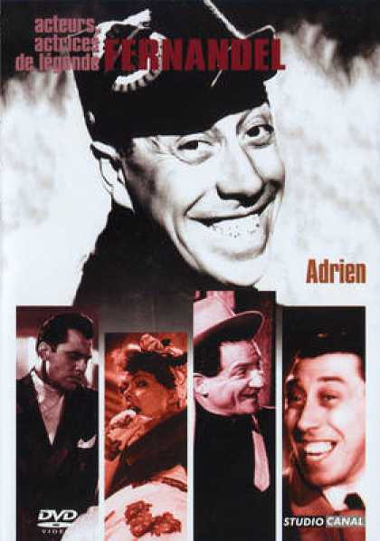 French DVDs - Adrien