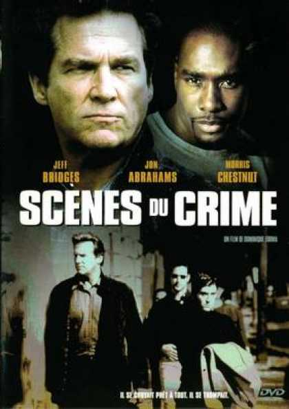 French DVDs - Scenes Of The Crime