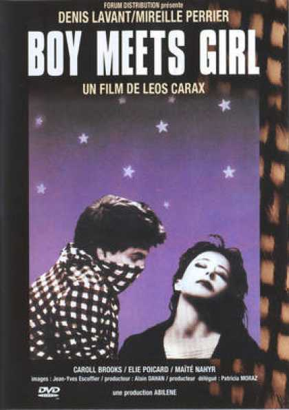 French DVDs - Boy Meets Girl