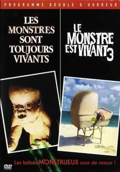 French DVDs - Its Alive 2 & Its Alive 3