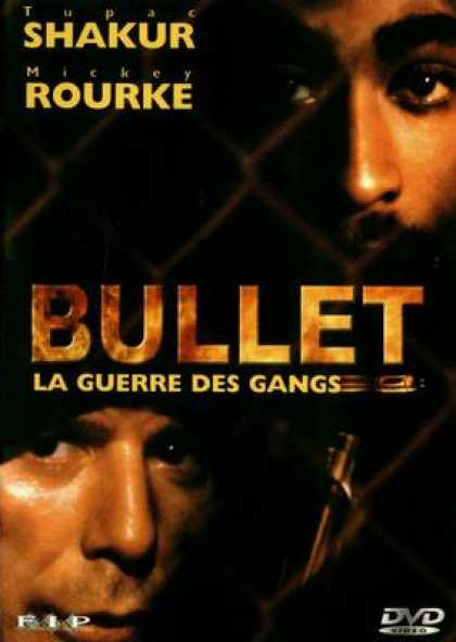 French DVDs - Bullet