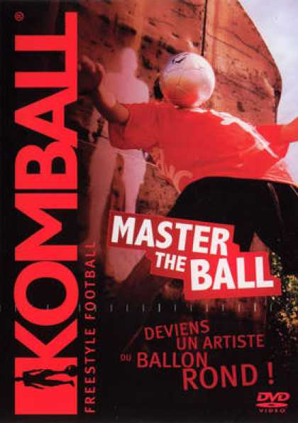 French DVDs - Komball - Master The Ball