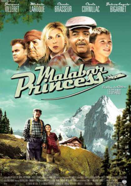 French DVDs - Malabar Princess