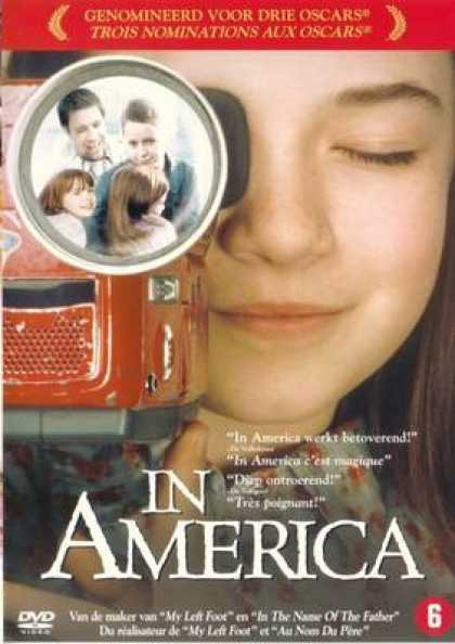 French DVDs - In America