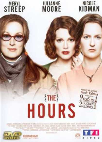 French DVDs - The Hours