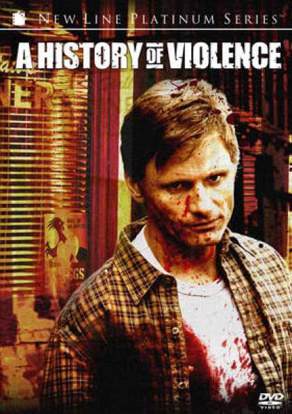 French DVDs - A History Of Violence
