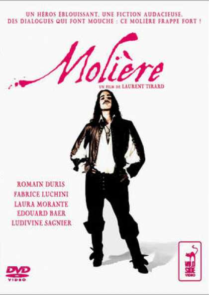 French DVDs - Molière FRENCH R2 CUSTOM (