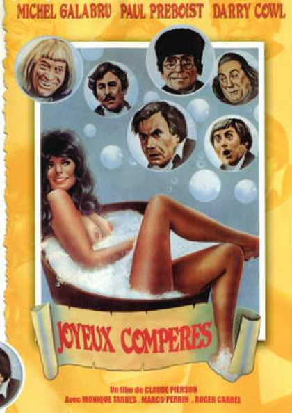 French DVDs - Joyeux Comperes