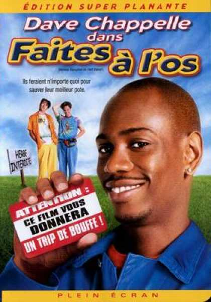French DVDs - Half Baked
