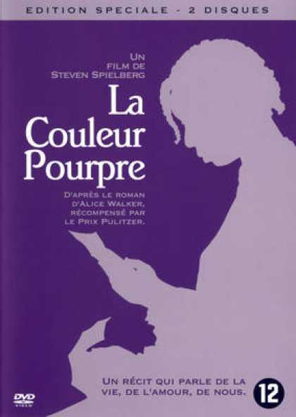 French DVDs - La Couleur Pourpre