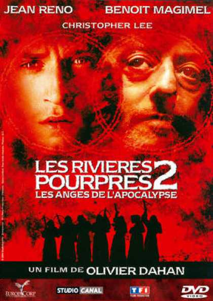 French DVDs - Les Rivieres Pourpres 2