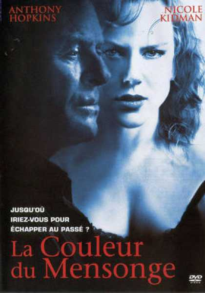French DVDs - La Couleur Du Mensonge