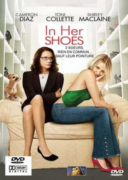 French DVDs - In Her Shoes