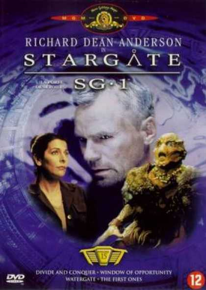 French DVDs - Stargate Sg 1 Vol 15