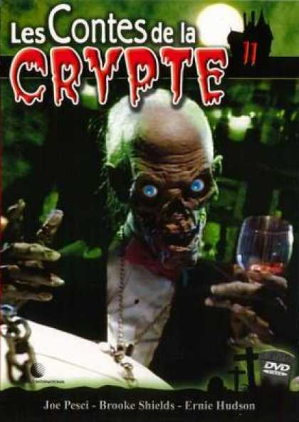 French DVDs - Tales From The Crypt French Vol 11