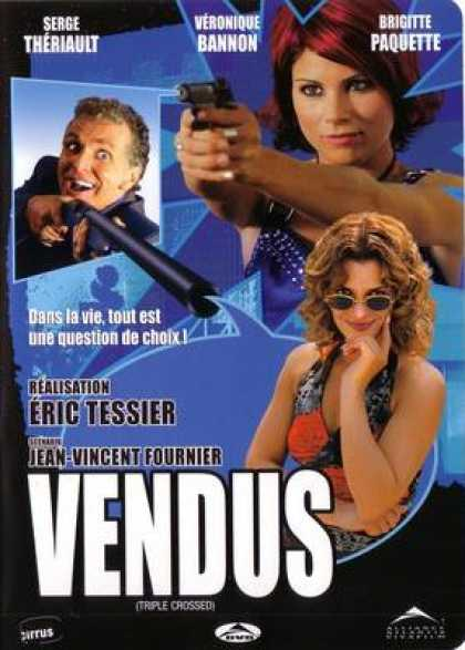 French DVDs - Vendus Triple Crossed