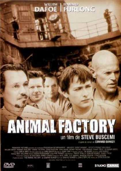 French DVDs - Animal Factory