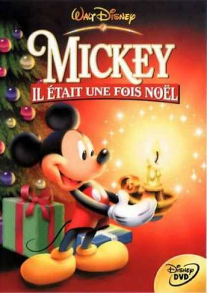 French DVDs - Once Upon A Christmas