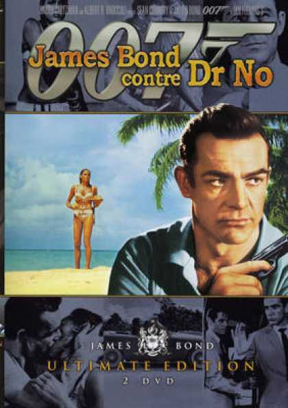 French DVDs - James Bond - Dr No - Ultimate