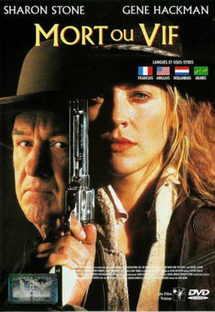French DVDs - Mort Ou Vif