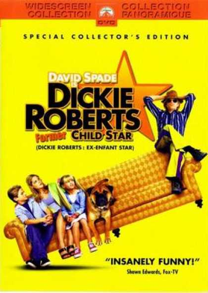 French DVDs - Dickie Roberts Former Child Star