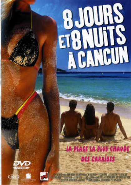 French DVDs - 8 Jours Et 8 Nuits A Cancun