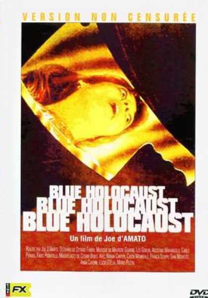 French DVDs - Blue Holocaust