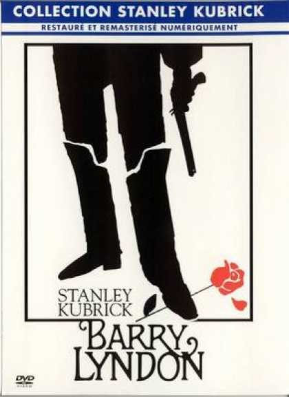 French DVDs - Barry Lyndon Stanley Kubrik Collection