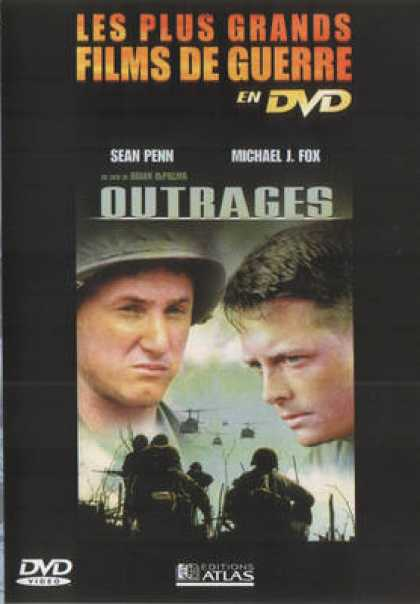 French DVDs - Outrages