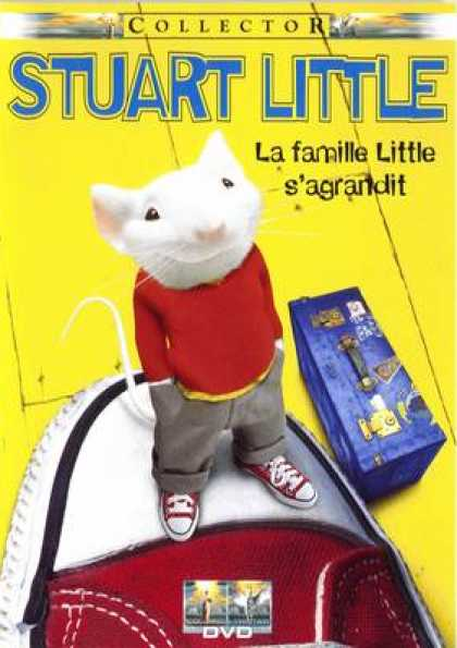 French DVDs - Stuart Little 1