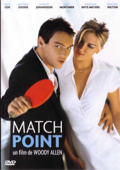 French DVDs - Match Point