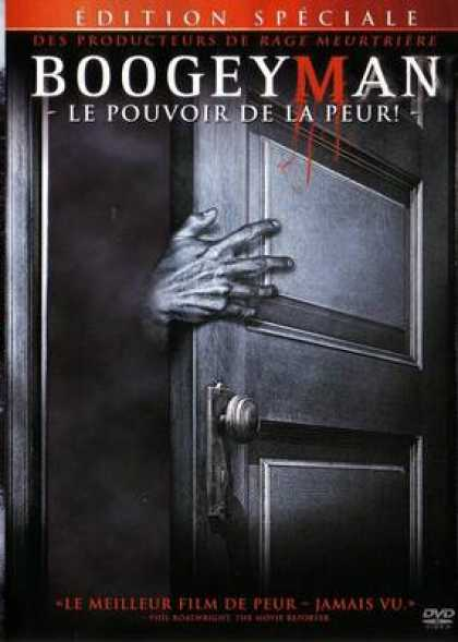 French DVDs - Boogeyman French Canadian