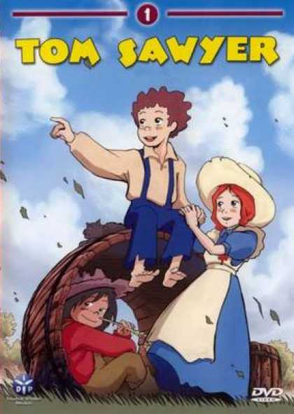 French DVDs - Tom Sawyer 1
