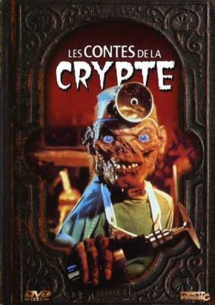 French DVDs - Tales From The Crypt Vol. 1