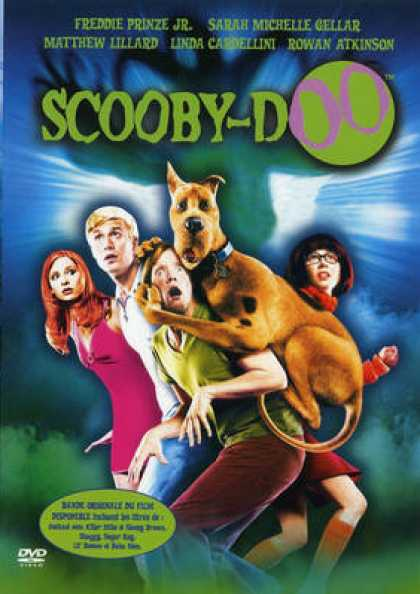 French DVDs - Scooby-Doo