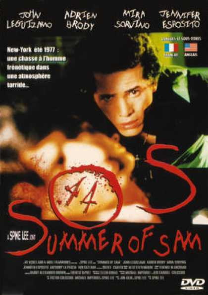 French DVDs - Summer Of Sam