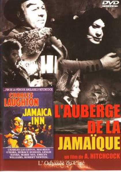 French DVDs - Jamaica Inn