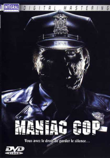 French DVDs - Maniac Cop