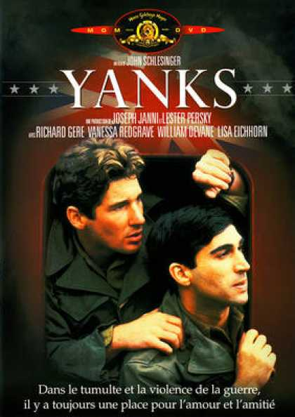 French DVDs - Yanks