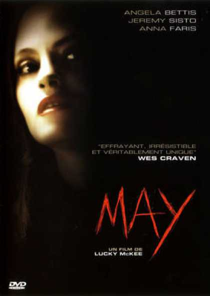 French DVDs - May