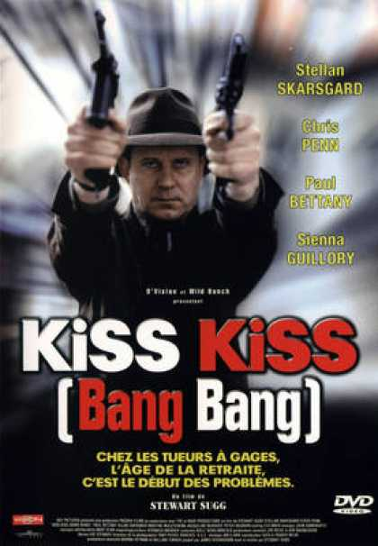 French DVDs - Kiss Kiss Bang Bang