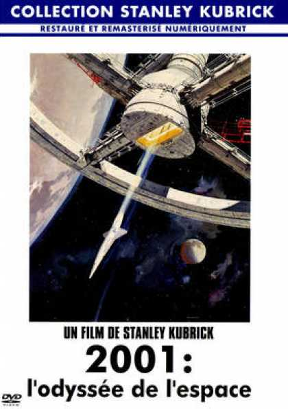French DVDs - 2001 L Odyssee De I Espace