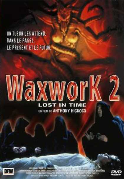 French DVDs - Waxwork 2 - Lost In Time