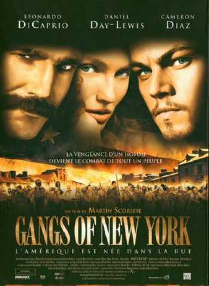 French DVDs - Gangs Of New York