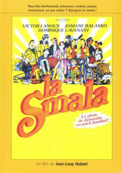French DVDs - La Smala