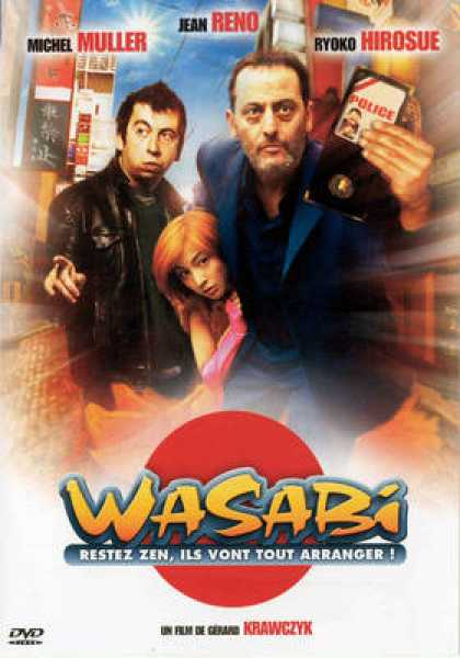 French DVDs - Wasabi