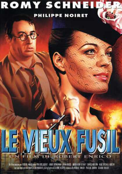 French DVDs - Le Vieux Fusil