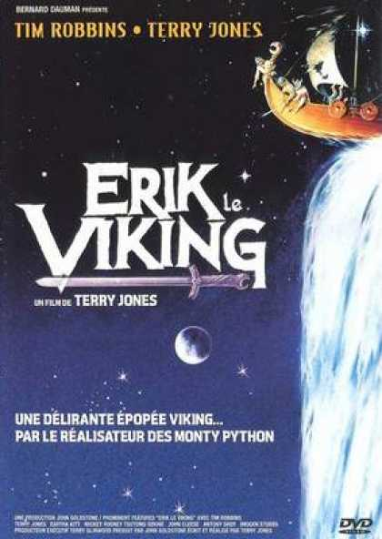French DVDs - Erik The Viking